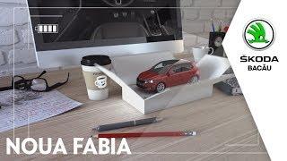 Noua ŠKODA FABIA - Facelift 2018
