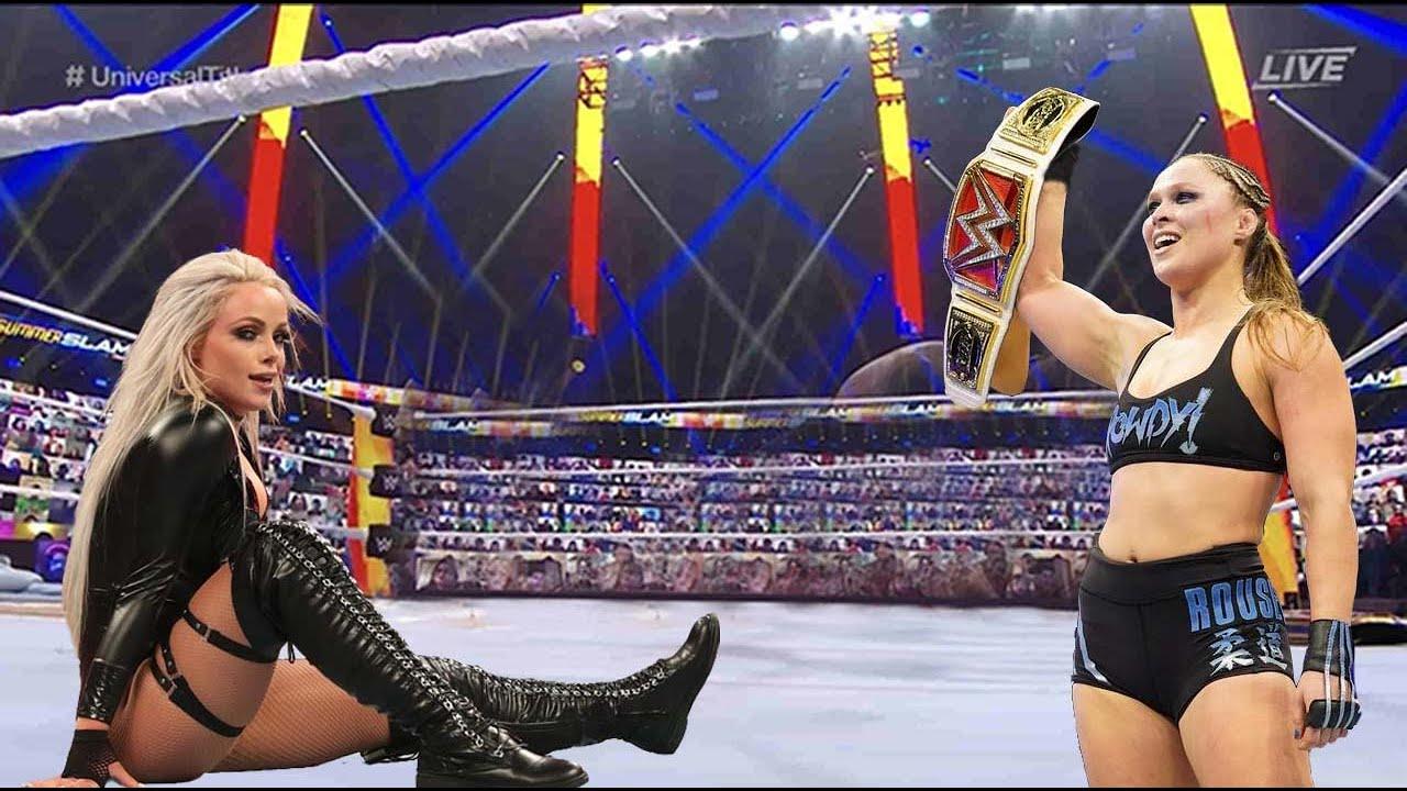 Ronda Rousey vs. Liv Morgan : Full Match