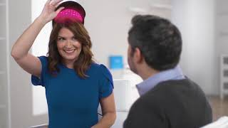 Treat Hair Loss at Home with Capillus Laser Cap