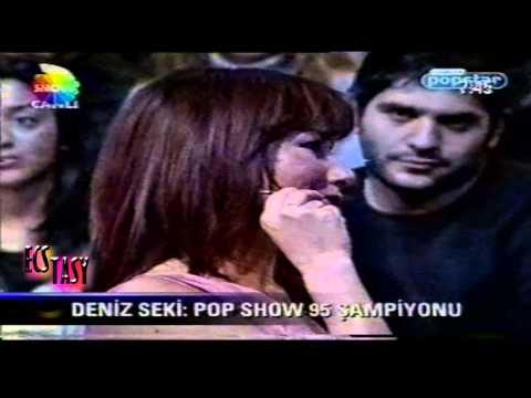 Olaylı Popstar: Bayhan yüzünden jüriyi terkeden Deniz Seki de yarışmaya katılmış!