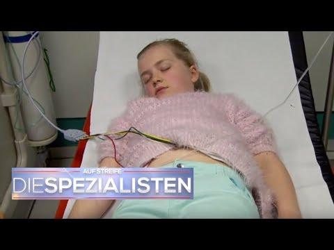 Warum fällt das kleine Mädchen plötzlich ins Koma? | Auf Streife - Die Spezialisten | SAT.1 TV