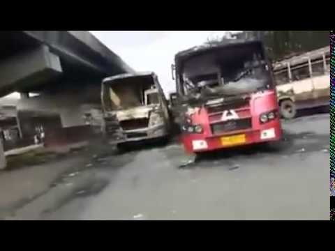 Surat's situation after 2 days of public frustration on gujarat police