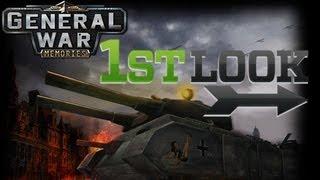 General War: Memories - First Look