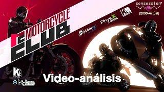 Motorcycle Club Análisis Sensession HD (Capturas PS4)