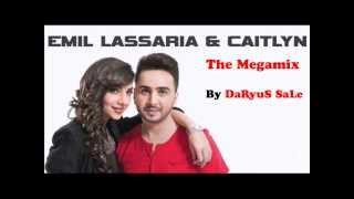 Emil Lassaria & Caitlyn - The Megamix (Mixed By Dario S.)