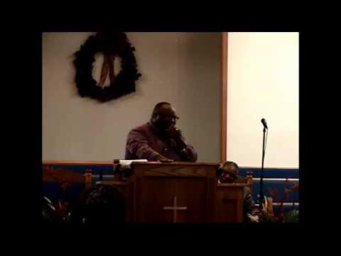 Minister Robert E. Bonner of New Birth Pentecostal Church, Inc.