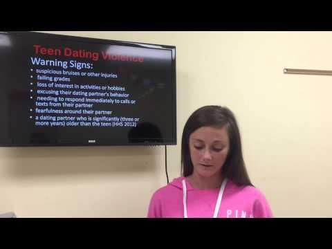 Anna Tanner oral presentation