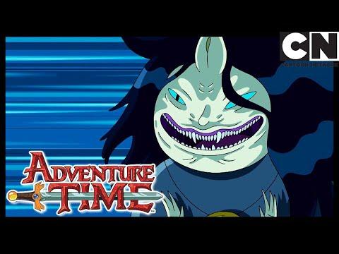 Adventure Time | 🎃A Creepy Halloween With Finn And Jake 👻| Cartoon Network