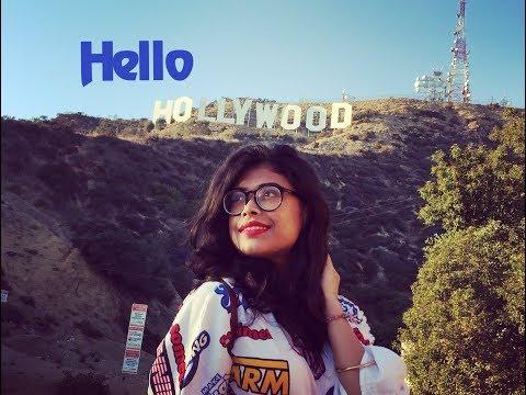 HELLO HOLLYWOOD -VISIT LA 2017-HOLLYWOOD/ WALK OF FAME