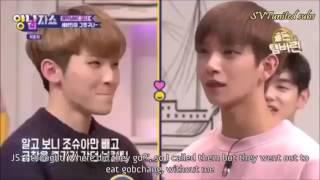 JiJi Couple [Seventeen Joshua and Jihoon]