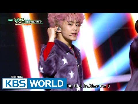 NCT 127 - Limitless (무한적아) [Music Bank / 2017.01.20]