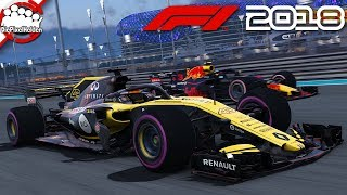 F1 2018 Karriere #44 (R) - Last to Champ? Das FINALE - Let
