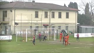 Campionato Eccellenza 2019/2020 25a giornata: Fratres Perignano - Atletico Cenaia (sintesi)