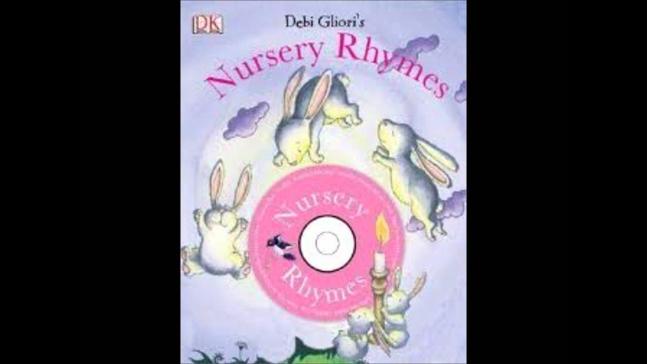 Debi Gliori S Nursery Rhymes Full Cd