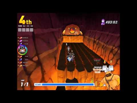 OGPlanet Talesrunner - HellFire(Scoria) N Record 4:21:73