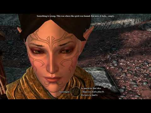 Dragon Age II Playthrough Part 58 [Act 3: A New Path]