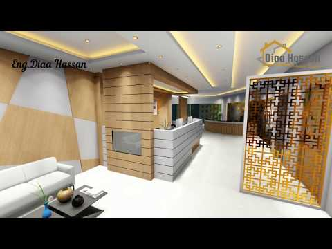 Office Design _ Waha Fruits Co.