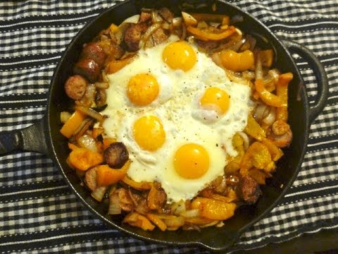 The Best Egg Breakfast Ever By Victoria Paikin Youtube