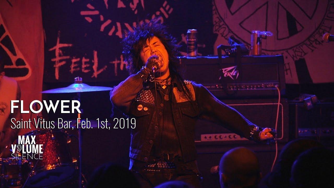 FLOWER live at Saint Vitus Bar, Feb  1st, 2019 (FULL SET)