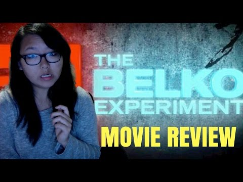 THE BELKO EXPERIMENT - SPOILER MOVIE REVIEW!!!