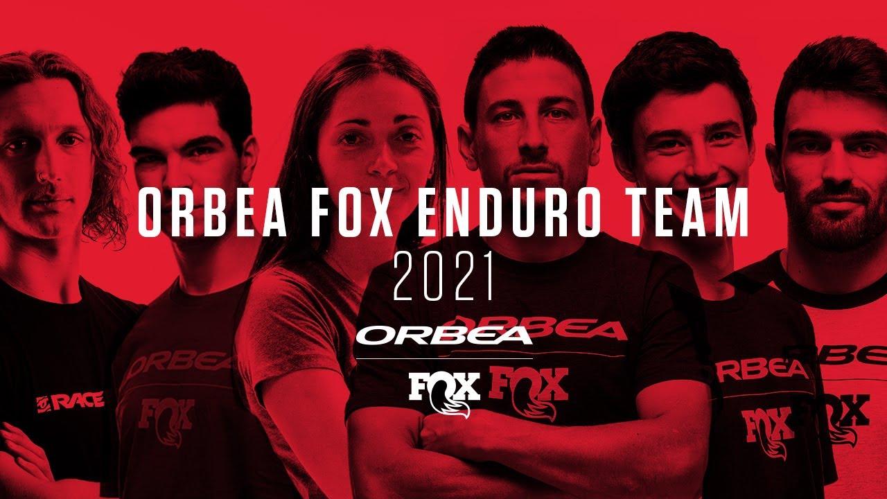 Orbea FOX Enduro Team 2021