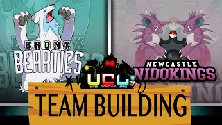 Bronx Beartics - Team Building for the Newcastle Nidokings [UCL S1 SEMIFINALS]