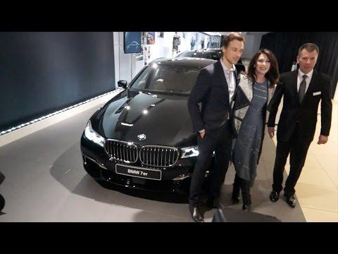 Premiere Des Neuen BMW 7er @ BMW Niederlassung München Frankfurter Ring