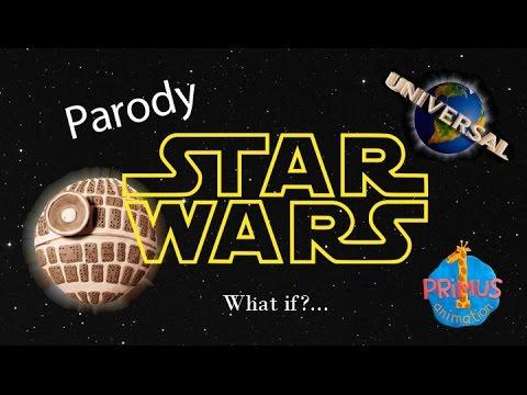 Star Wars Parody - Universal Intro - by Primus Animation