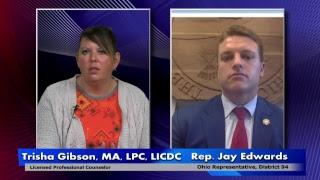 Choosing Recovery- Trisha Gibson w/Ohio Representative Jay Edwards