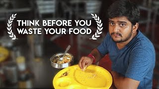 ANNAM | Think Before You Waste Your Food | Inspirational Short Film 2018 - The Old Monks