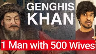 Genghis Khan - Man Who Became God | Tamil | Madan Gowri | MG