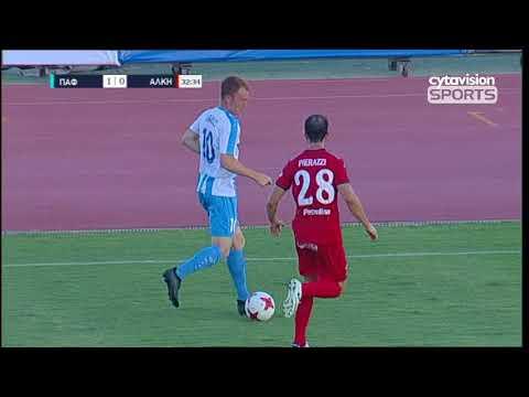 AEP Paphos 1-1 Alki Oroklini
