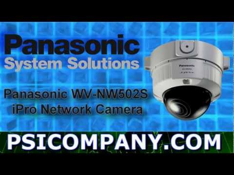 PANASONIC WV-NW502S NETWORK CAMERA DRIVERS FOR WINDOWS DOWNLOAD