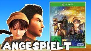 Ein moderner Klassiker? - Shenmue auf Xbox One angespielt