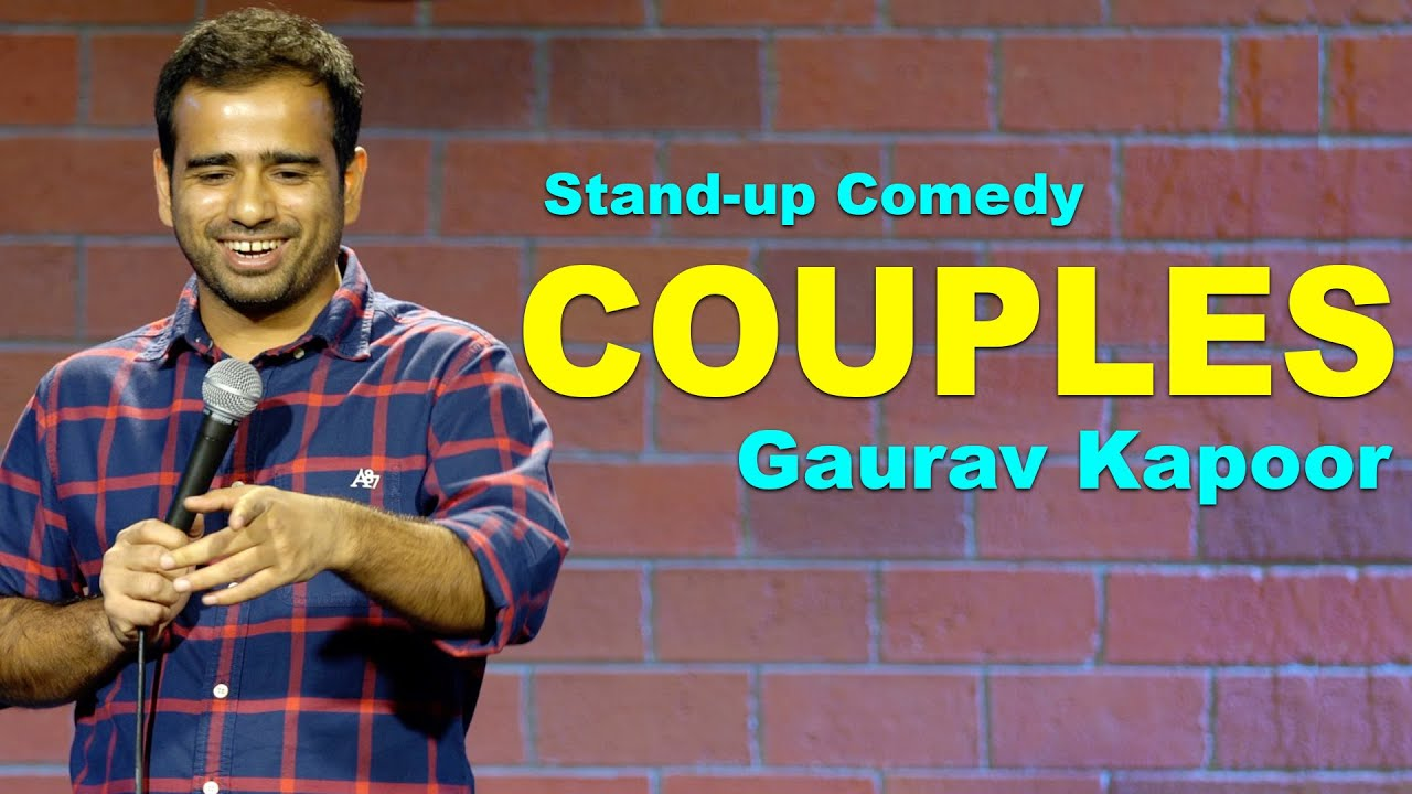 COUPLES | Gaurav Kapoor | Stand Up Comedy | Audience Interaction