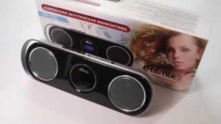Мини-акустика Ritmix SP 710 - обзор
