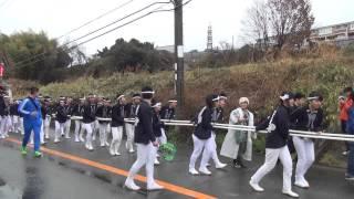 平成27年3月1日 堺市 上神谷地区 釜室 入魂式 だんじり.