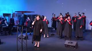 """""""Look What The Lord Has Done/I've Got The Holy Ghost/I've Got It"""" - Shara McKee & The POK Choir"""