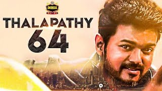 BREAKING: Thalapathy 64 MASSIVE Updates | Vijay | Logesh Kangaraj | inbox