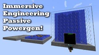 Immersive Engineering   Thermoelectric   Passive   6K RF/T
