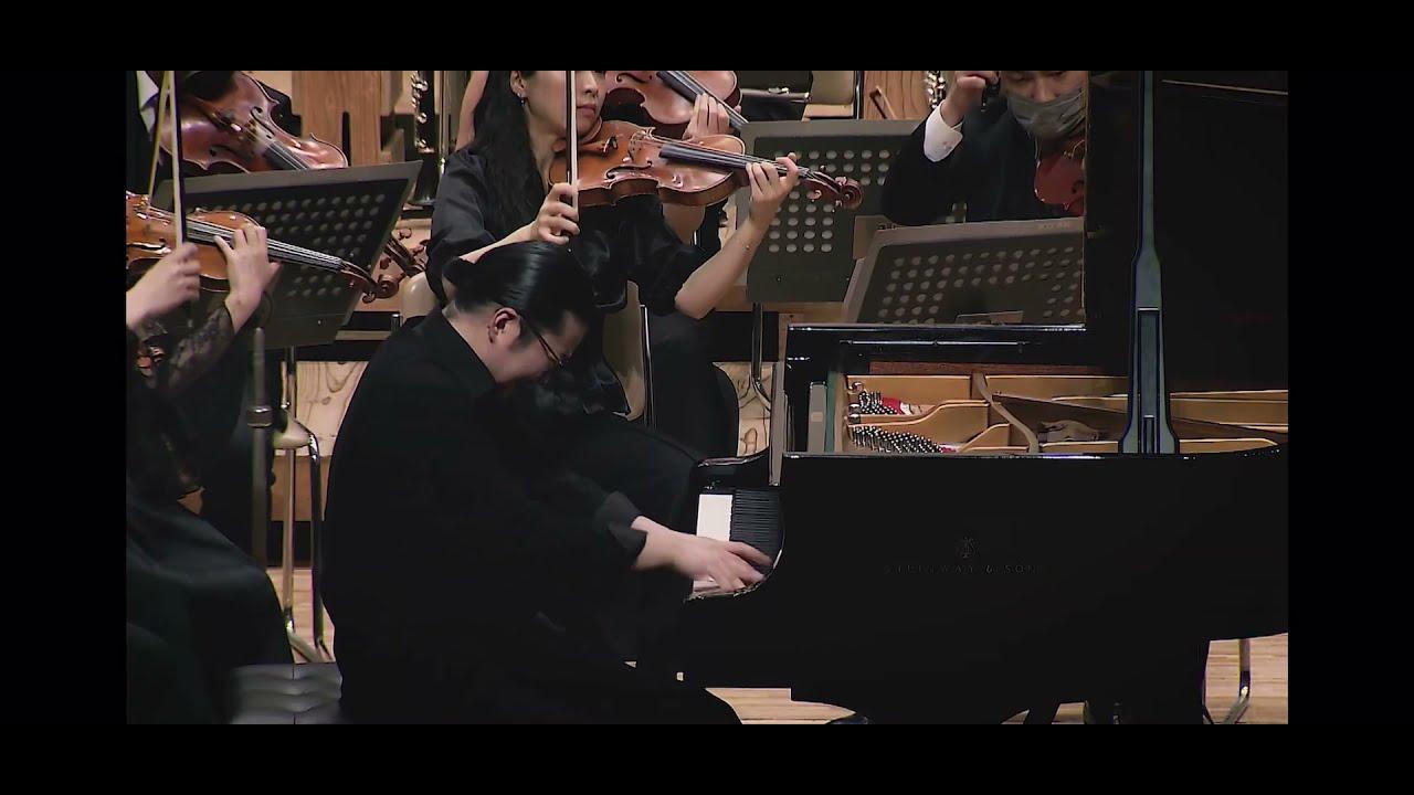 Rachmaninoff / Piano Concerto No.3 Op.30 (Kyohei Sorita , Yutaka Sado & Japan National Orchestra)