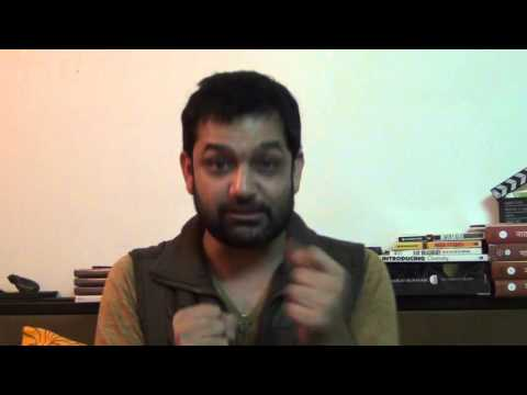 Mayur Puri talks about the Screenplay Writing Bootcamp at Actor Prepares