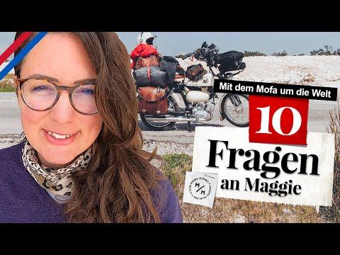Alles, was du immer schon wissen wolltest | 10 Fragen an Maggie
