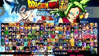 NUEVO Dragon Ball Raging Blast 3 Mugen Mods SUPER DOWNLOAD !!!!!