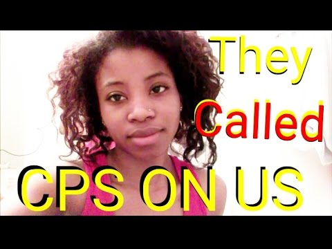 how to find out who called cps on me