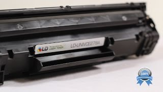 LD Products High Quality Replacement for the HP 78A Toner