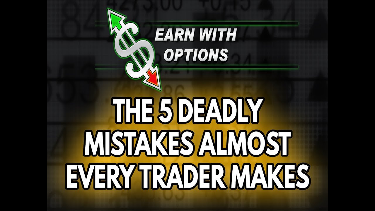 top 10 trading mistakes with Hi vic, love your new course, top 20 killer trading mistakes boy did you hit the nail on the head with this one so many people are looking for the holy grail in trading, switching from one system to the next, blaming the system when it doesn't work out.