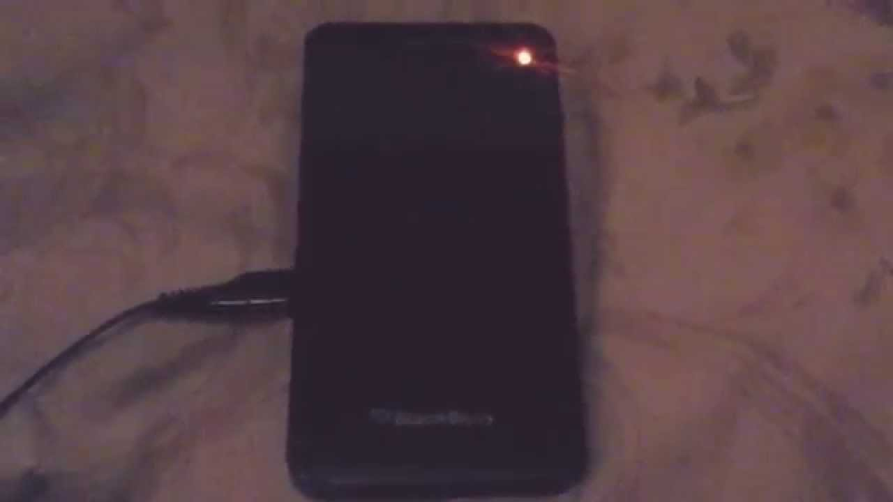 Blackberry Z10 Not Turning On Plz Help Youtube