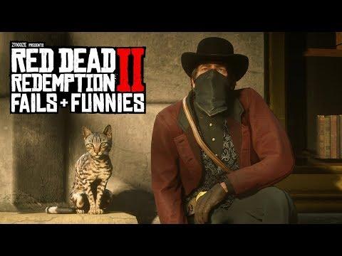 Red Dead Redemption 2 - Fails & Funnies #49 thumbnail