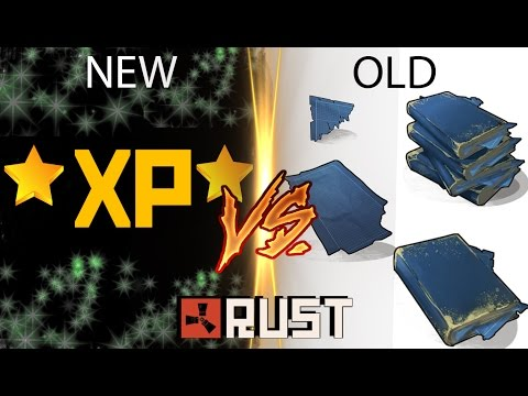 RUST: New vs Old - The XP System Or The BP System?